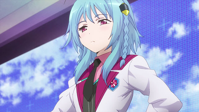 Asterisk War Episode 02