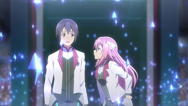 Asterisk War Episode 09