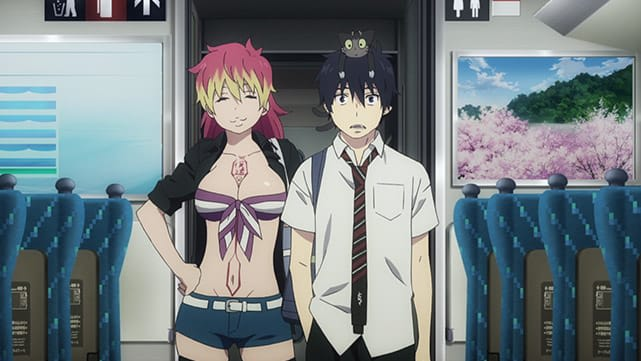 Blue Exorcist: Kyoto Saga Episode 01