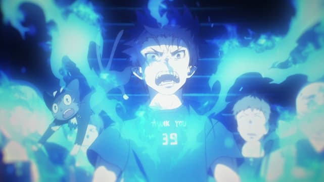 Blue Exorcist: Kyoto Saga Episode 11