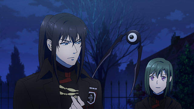 D. Gray-Man Hallow Episode 01
