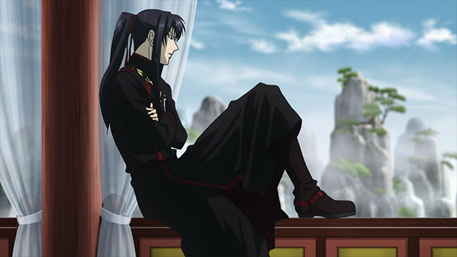 D. Gray-Man Hallow Episode 04