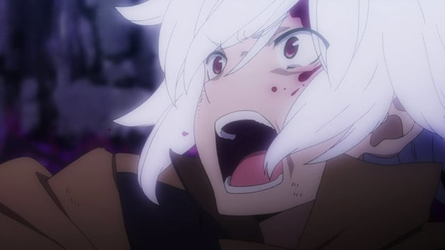 Danmachi Episode 01