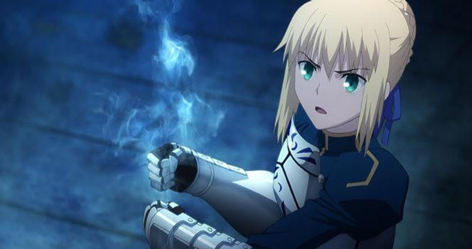 Fate/stay night: Unlimited Blade Works Episode 6