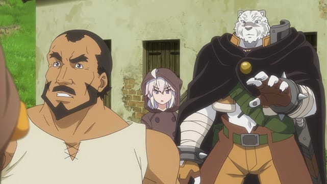 Grimoire of Zero Episode 02