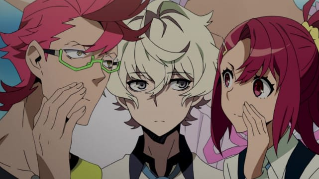 Kiznaiver Episode 07