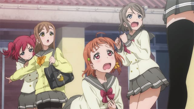 LOVE LIVE SUNSHINE Episode 01