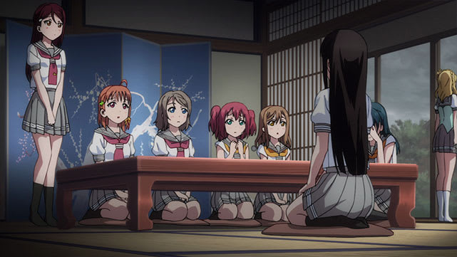 LOVE LIVE SUNSHINE Episode 09