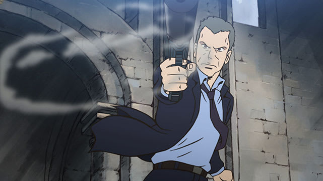 Lupin the Third (2015) L'aventure italienne Episode 03