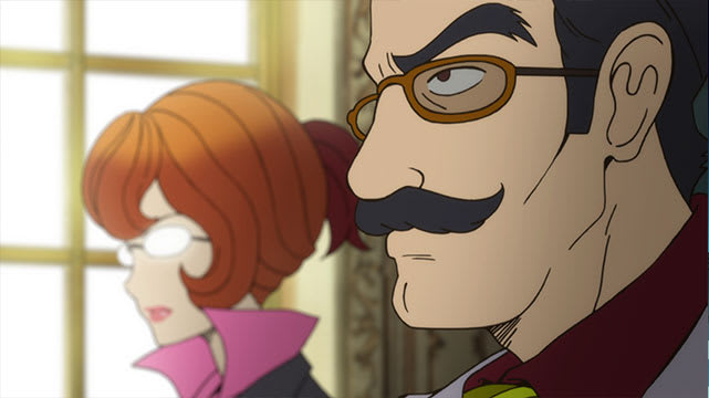 Lupin the Third (2015) L'aventure italienne Episode 14