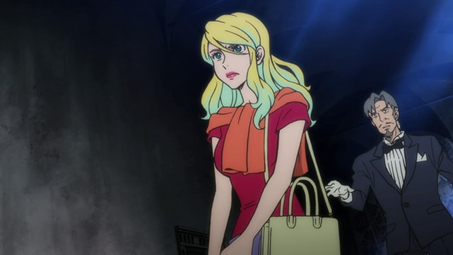 Lupin the Third (2015) L'aventure italienne Episode 18