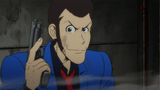 Lupin the Third (2015) L'aventure italienne Episode 19