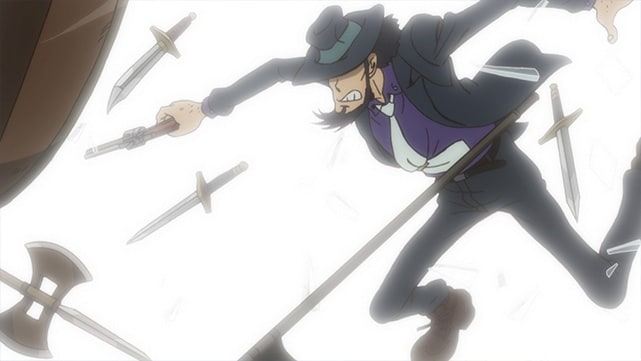 Lupin the Third (2015) L'aventure italienne Episode 23