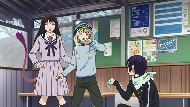 Noragami Episode 05