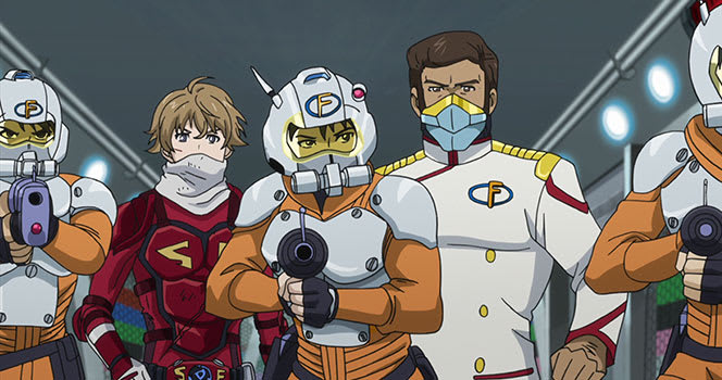 Samurai Flamenco Episode 11