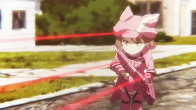 "SWORD ART ONLINE ALTERNATIVE ""GUN GALE ONLINE"" (OmU.) Folge 1"