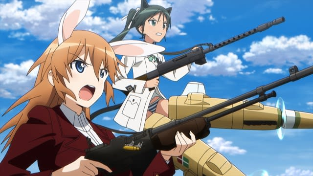 Strike Witches: Road to Berlin - Episode 2