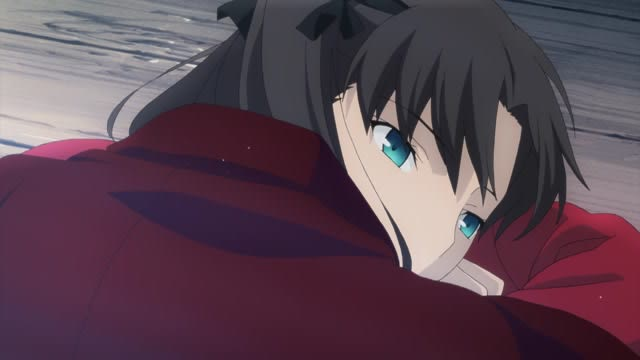 Fate/stay night: Unlimited Blade Works (OmU/Dt.) Episode 13