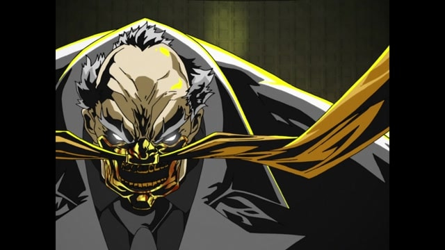 Ninja Slayer From Animation Episode 5