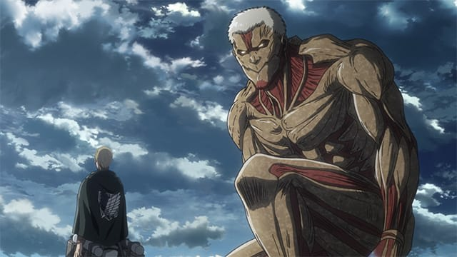Attack on Titan Episode 14