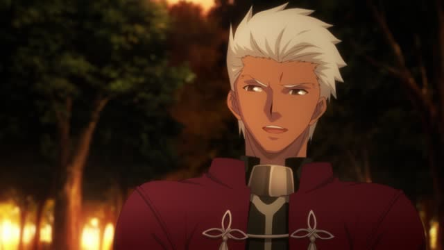 Fate/stay night: Unlimited Blade Works (OmU/Dt.) Folge 9