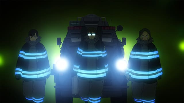 FIRE FORCE Episode 5