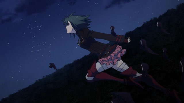 D.Gray-man Hallow Episode 12