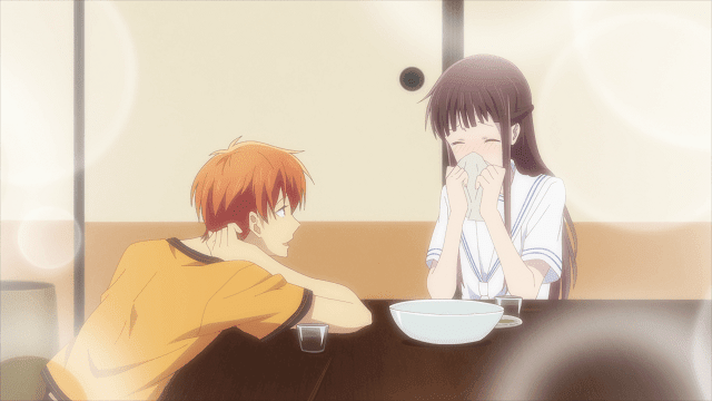 Fruits Basket Episode 2