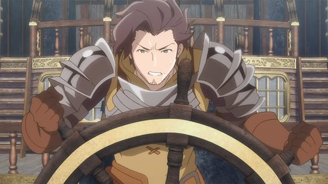 Фантазия Гранблю: Анимация сезон 2 / Granblue Fantasy: The Animation Season 2 Серия 5