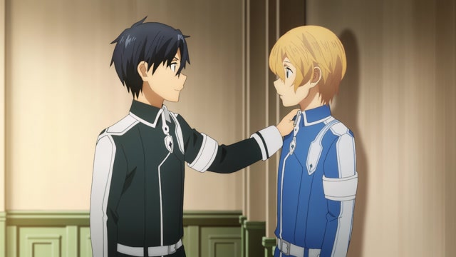SWORD ART ONLINE -Alicization- Episode 9