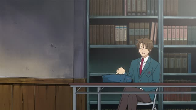 The Melancholy of Haruhi Suzumiya Episode 3