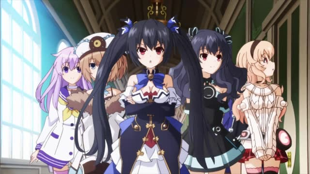 Hyperdimension Neptunia Episode 3