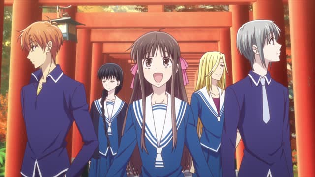 Fruits Basket Episode 17