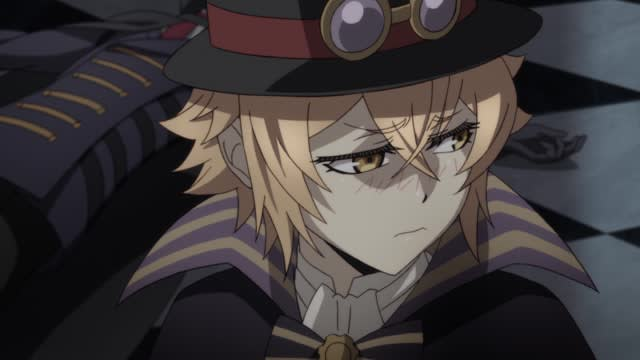 Code: Realize Episode 10
