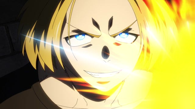 FIRE FORCE Episode 13
