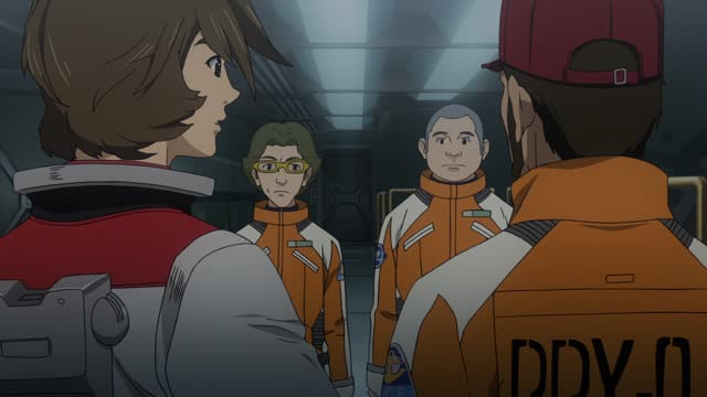 Star Blazers 2199 Episode 13