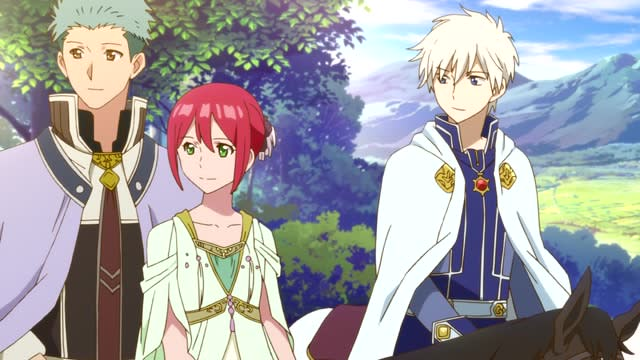 Snow White With The Red Hair Season 2 Dub Episode 8 Eng Dub Watch Legally On Wakanim Tv