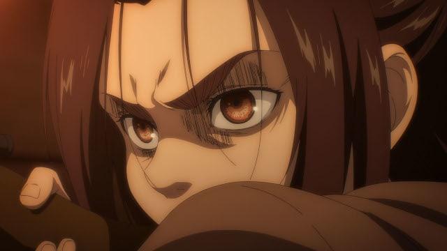 Shingeki no Kyojin : Attack on Titan saison 4 ep 8 vostfr - passionjapan