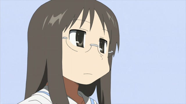 Nichijou - My Ordinary Life Episode 10