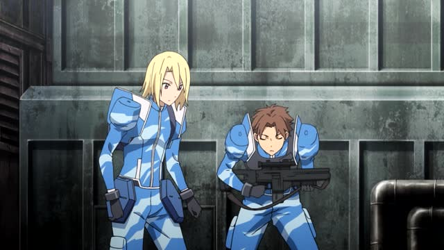 Heavy Object Episode 4