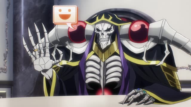 Overlord Episode 1