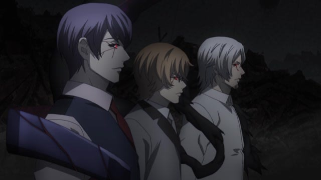 Tokyo Ghoul:re Episode 20
