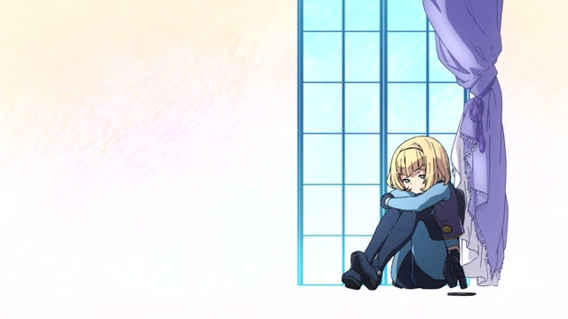 Heavy Object Episode 7