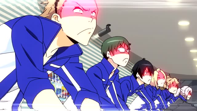 Prince of Stride: Alternative Episode 7