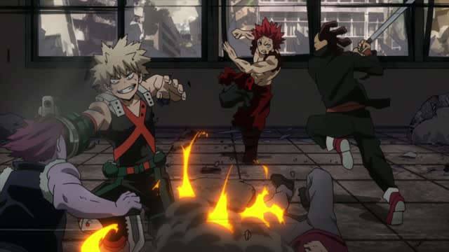 My Hero Academia Episode 11