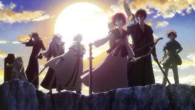 Yona of the Dawn Episode 21