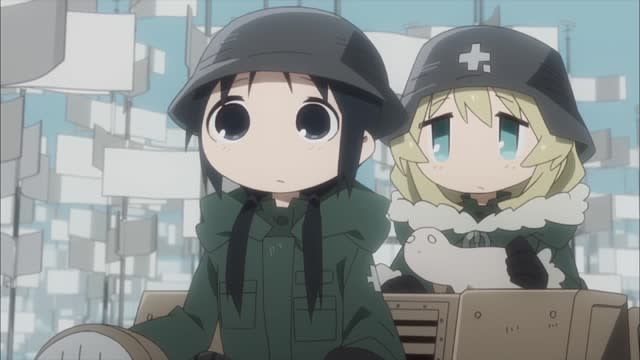 Girls' Last Tour Episode 11