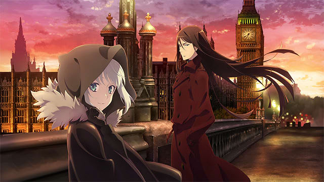 Lord El-Melloi II's Case Files {Rail Zeppelin} Grace note Episode 1