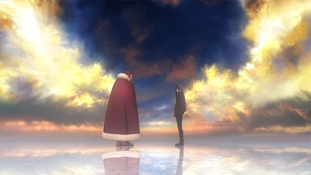 Lord El-Melloi II's Case Files {Rail Zeppelin} Grace note Episode 13
