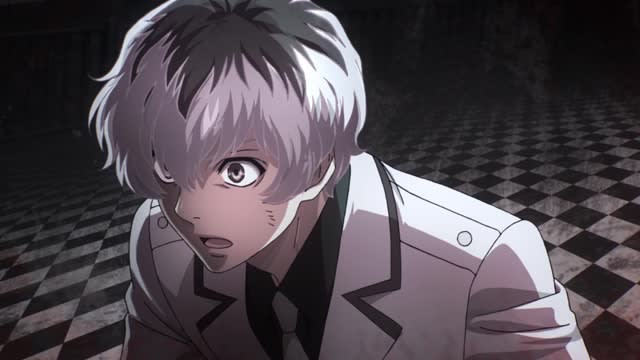 Tokyo Ghoul Re Cour 1 Sub Episode 1 Eng Sub Watch Legally On Wakanim Tv